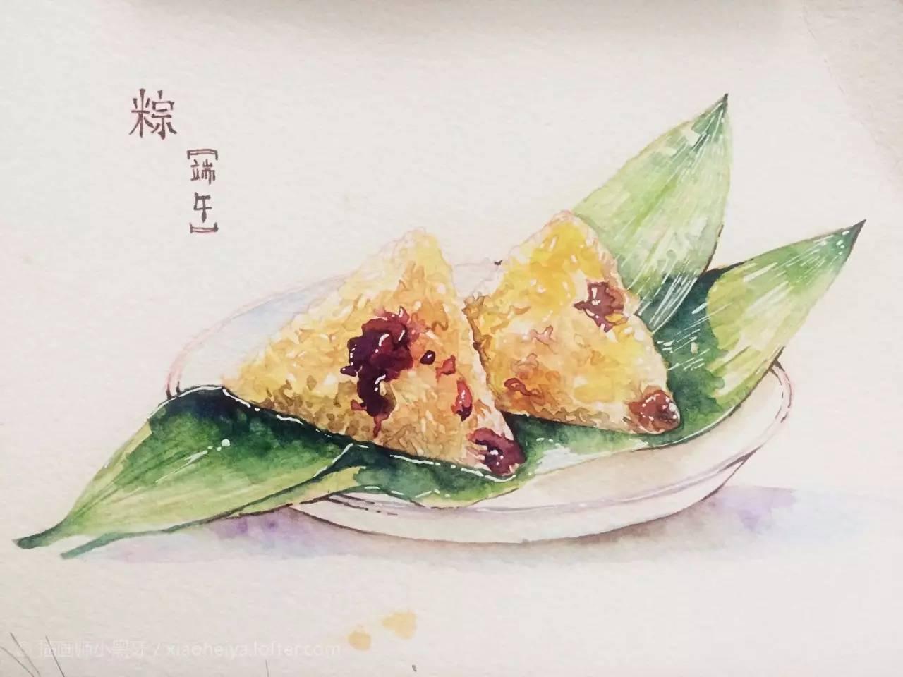 记得小时候吃的粽子是什么馅的吗
