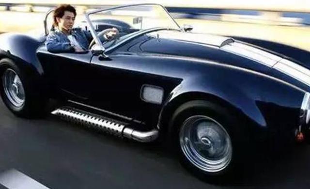"""这款车价值5000万,王思聪都没有,他却有一辆"""""""