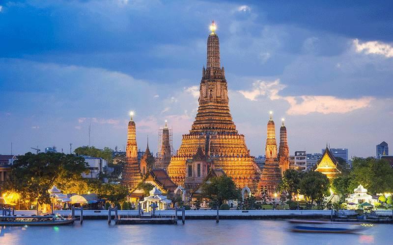 泰风情】泰国 曼谷 芭堤雅 金沙岛 清迈小镇