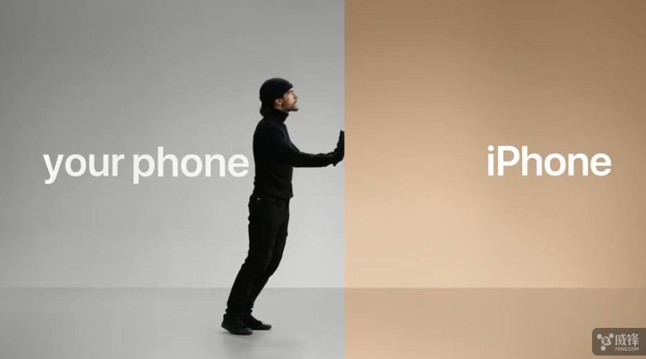 """停不下来:苹果继续""""劝""""你早日用iPhone"""