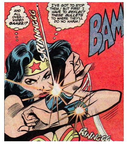 神奇女侠曾被男性奴役?她的手镯背后故事让人辛酸