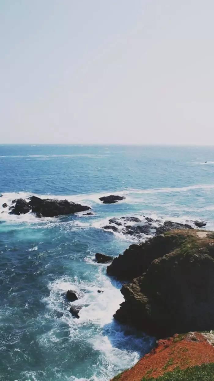 海边图片大全唯美图片