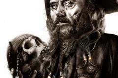 历史上最负盛名的海盗,爱德华·蒂奇