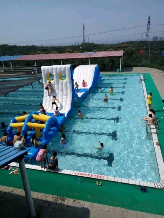 5 高温来袭 洛阳最全游泳馆推荐,游泳去