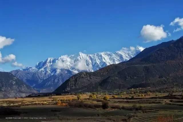 他是史上最强的南迦巴瓦拍摄者 360度无死角为你呈现中国最美山峰全图片