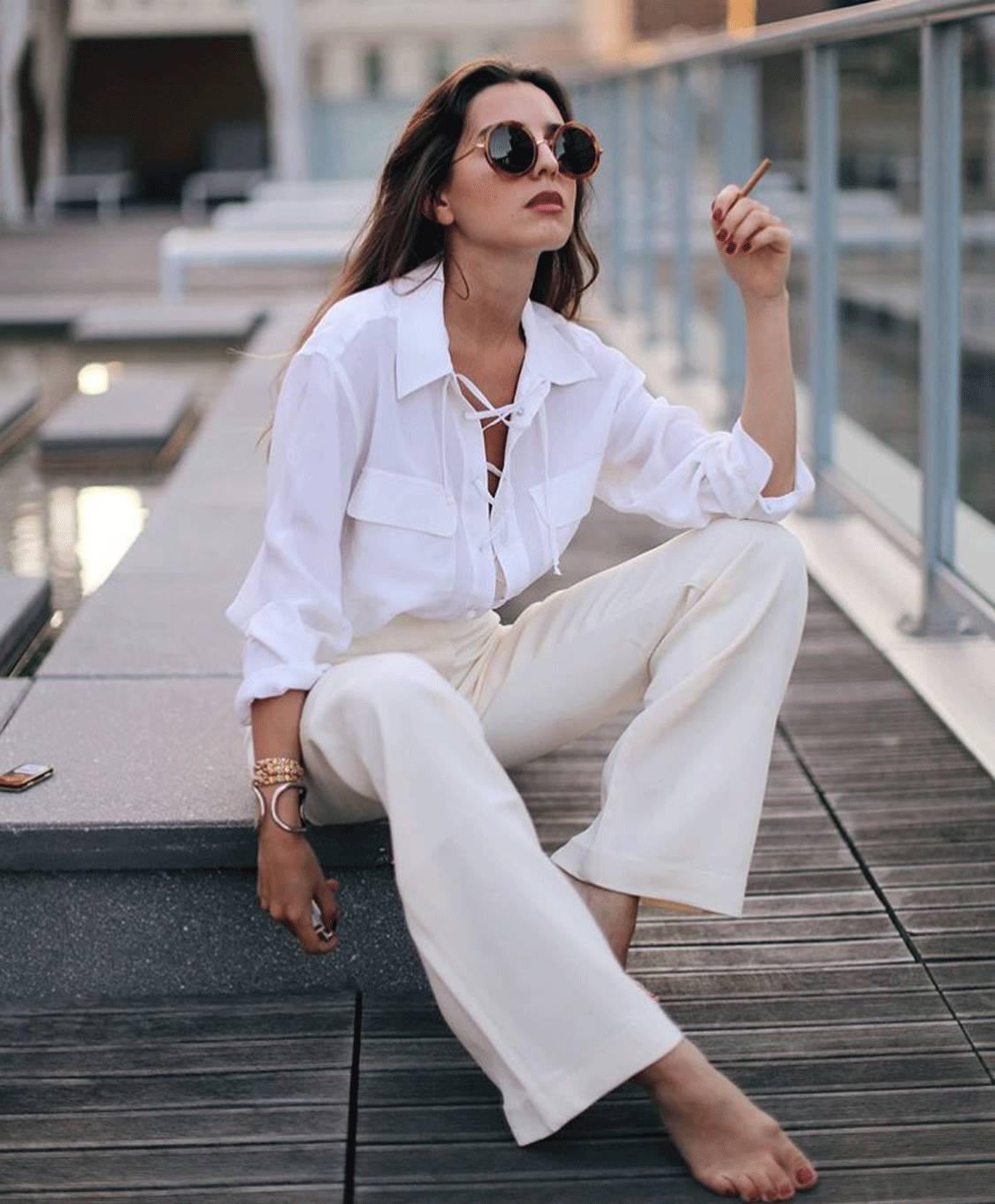 学习法国女人穿衣经,裤管越大越时髦!$19.99起阔腿裤,免税+免运+免退!