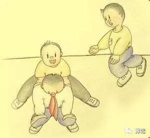 河南人都玩过的童年游戏,耍过一半,说明你老了图片