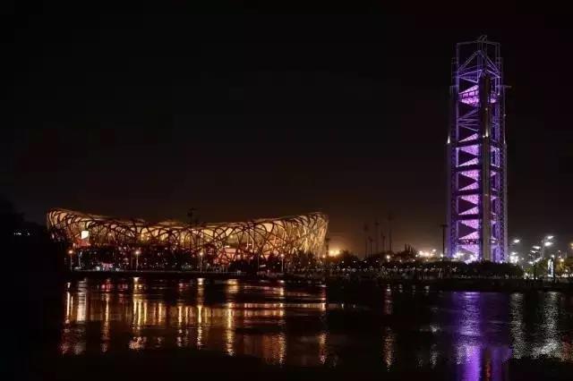 带你走进北京夜景,惊艳世界图片