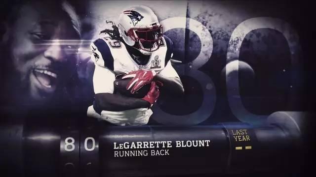 视频2017百大球星第80位:勒加雷特-布朗特