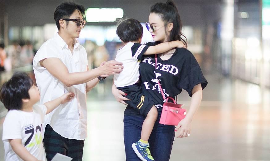 六一儿童节盘点中国体育圈的超级奶爸