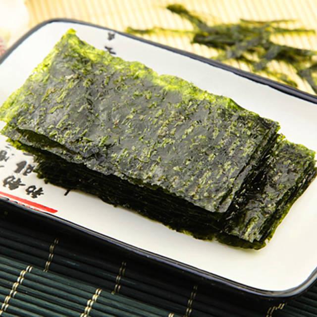 减肥时海苔可以随便吃吗图片