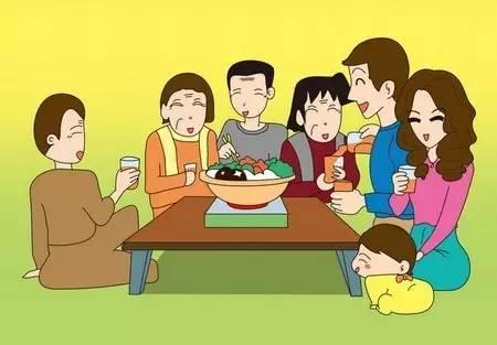 孩子总是一个人吃饭