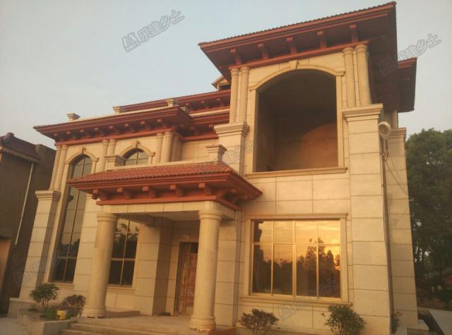 湖北二层欧式别墅设计 | 我的房子我的家第2期图片