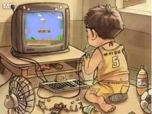 单却不亦乐乎的童年游戏,你玩过几个图片