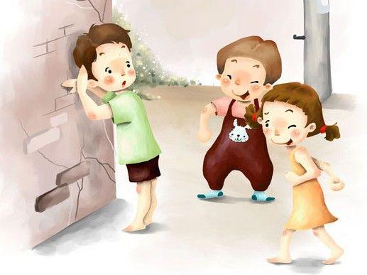 童年虽已逝去,但童年玩过的游戏却已印在记忆中了图片