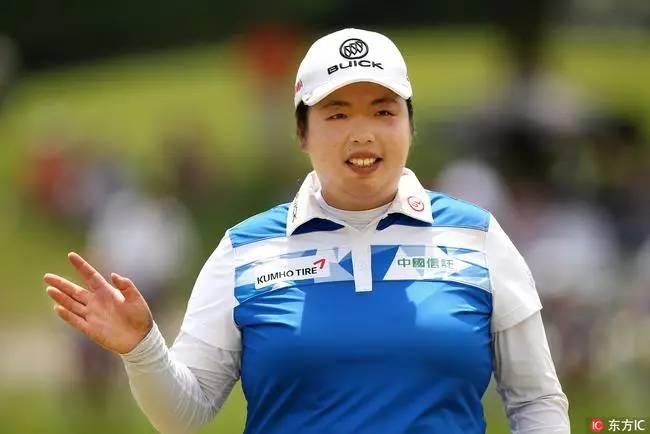 冯珊珊LPGA奖金突破800万美元世界排名回升第六