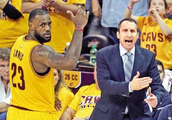 NBA季后赛胜率最高三大教练:泰伦卢超科尔排第一,禅师仅第四