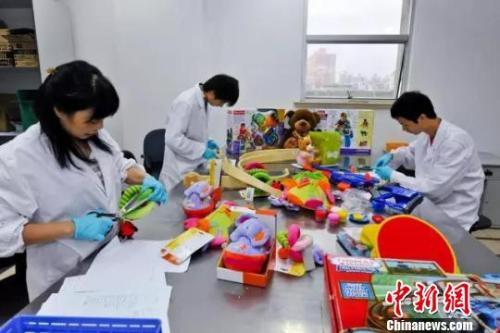 这些东西不能给孩子买!质检总局召回2万多件不合格儿童用品