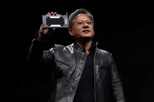 """""""AI教父""""黄仁勋:硅谷最好斗的人"""