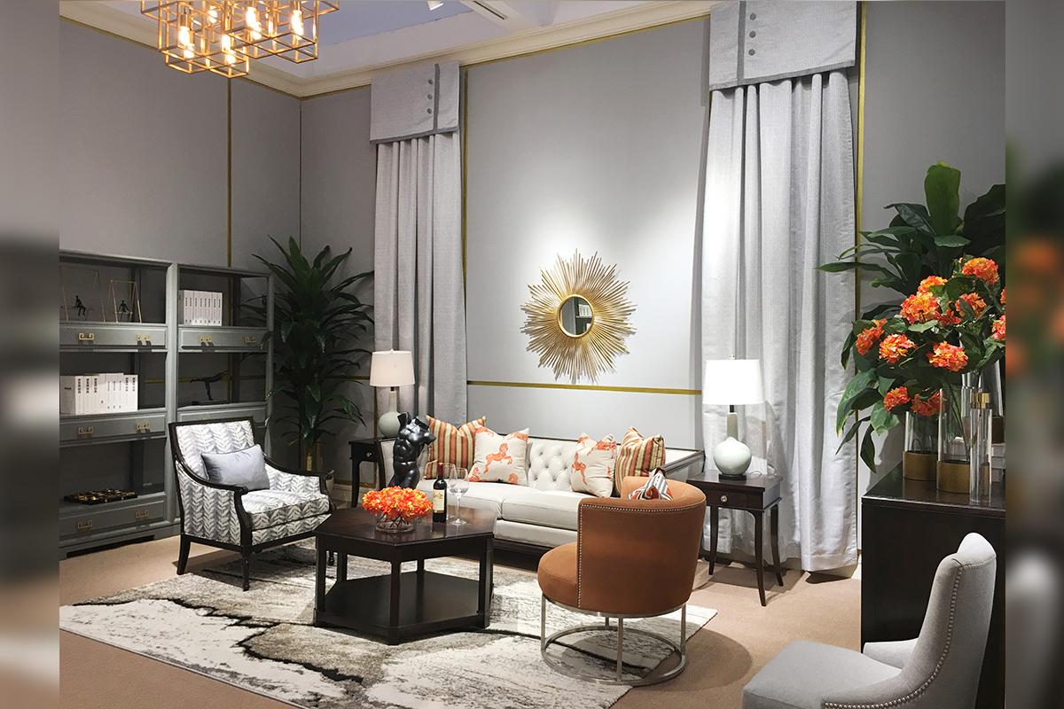 简约美式风格渐流行,简约美式家具有哪些魅力?图片