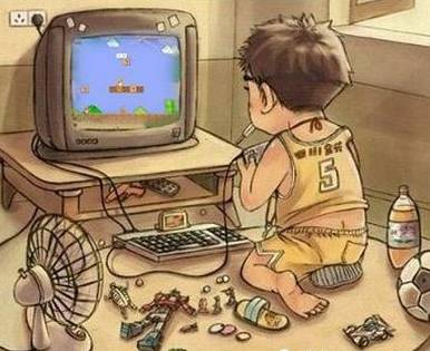 童年我们玩过的游戏,你还记得几个图片