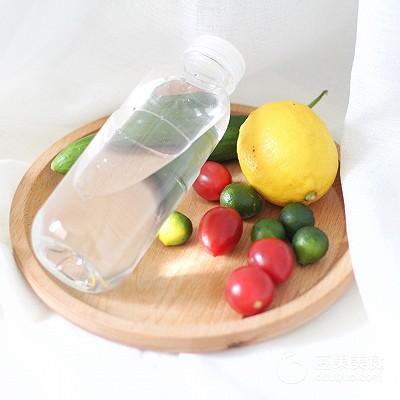 青瓜柠檬水——夏日饮品系列