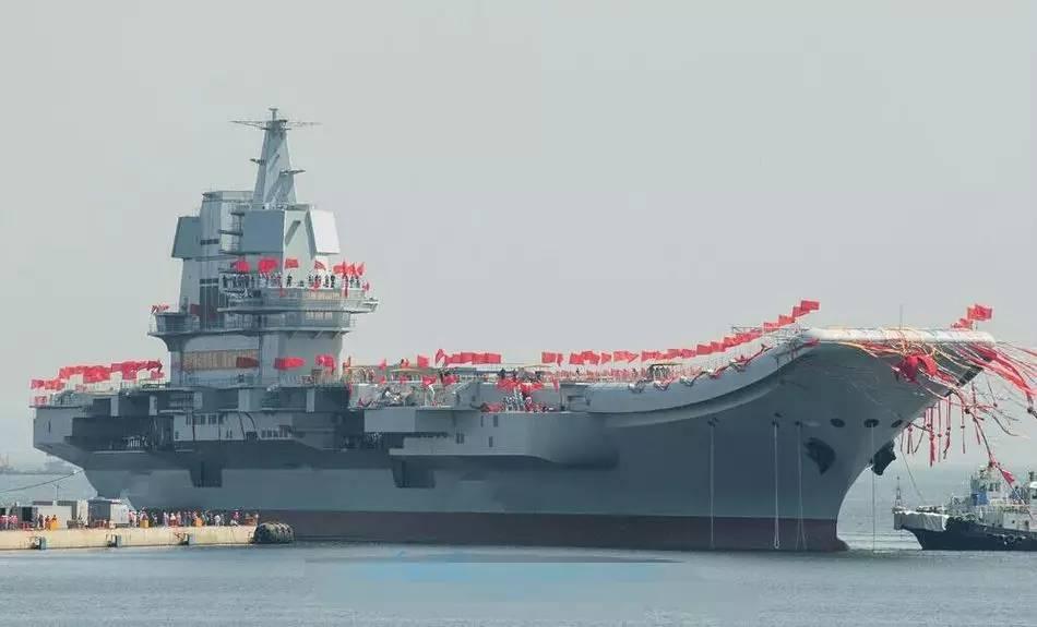 从此可以瞑目 纪念 中国航母之父 刘华清上将