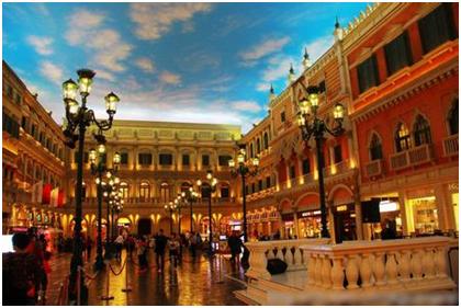 购物买得爽酒店住得好――尽在澳门巴黎人
