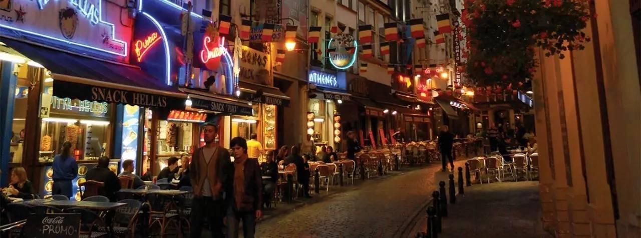 """充满八卦气息的欧盟首都——的布鲁塞尔到处都有""""秘密"""