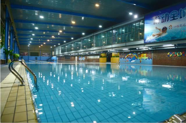 洛阳最全游泳馆推荐,夏天和游泳最配哦