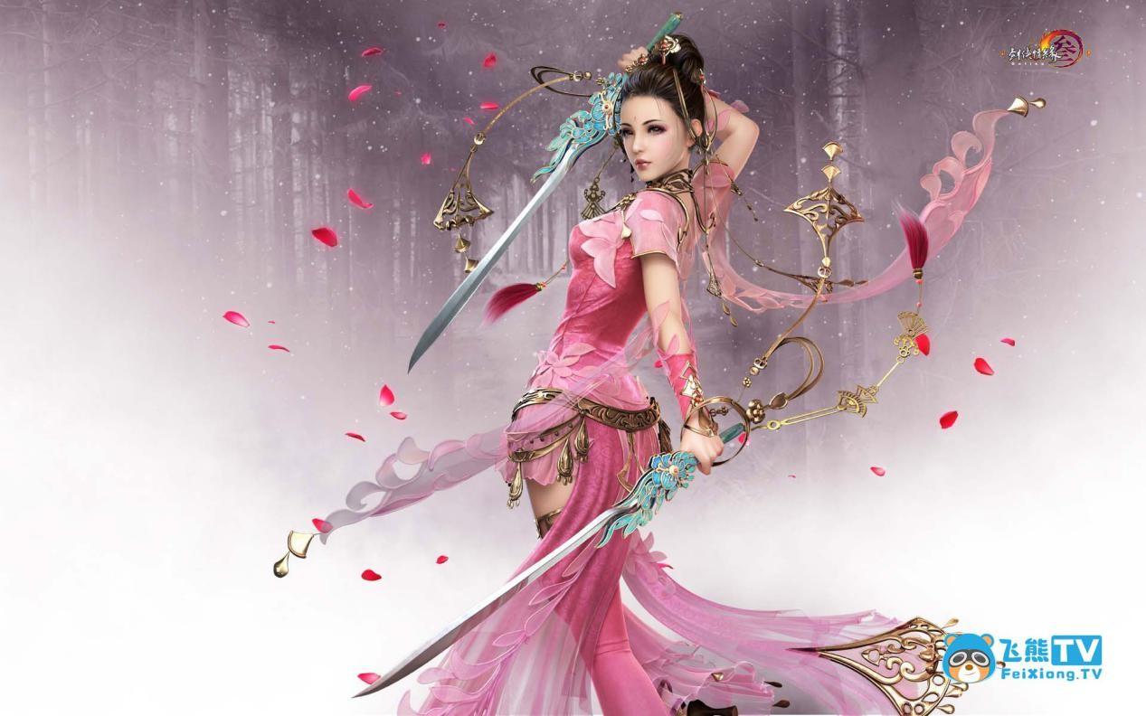 Fantasy Wallpaper 盘点那些最适合 撩妹 的游戏 搜狐游戏 搜狐网