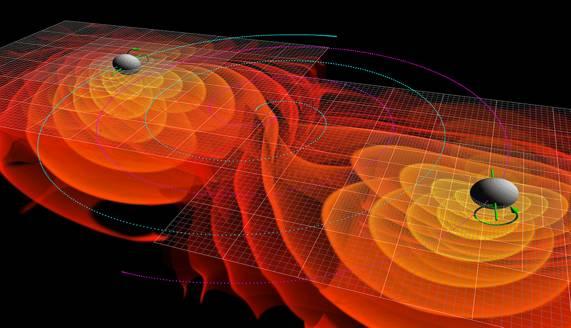 叒见引力波关于30亿年前宇宙大事的科学家秘密会议记录