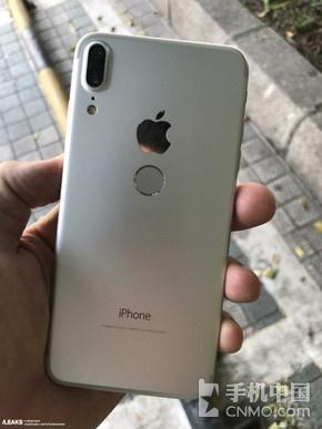 iPhone 8工程机上手 乔布斯看了想骂人 科技资讯 第3张