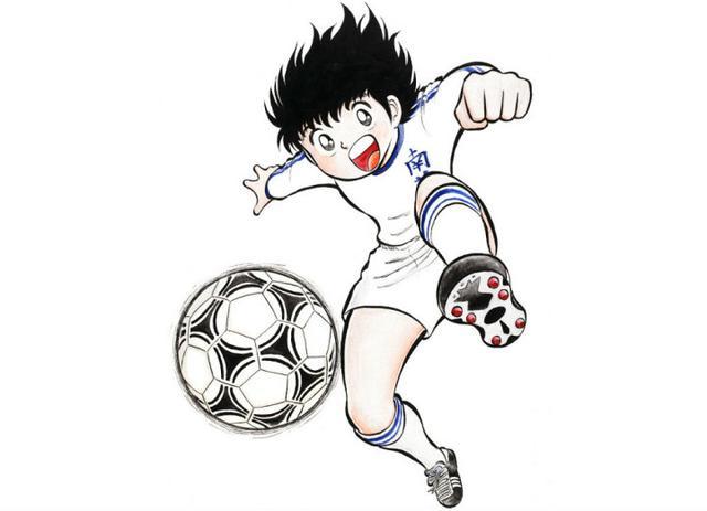 《足球漫画》小将总卷数达百卷出货量破七千sm漫画官能图片