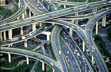 重庆最复杂立交刚完工,3D城市升级变8D