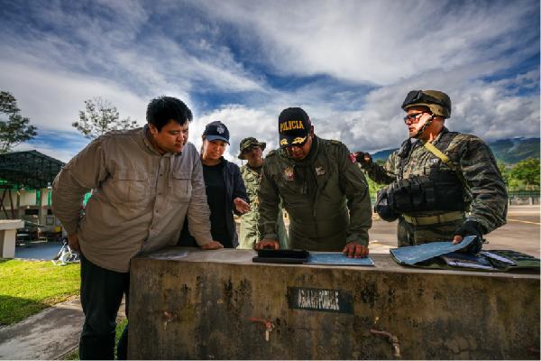 """侣行版《湄公河行动》穿越秘鲁记录南美洲缉毒部队"""""""