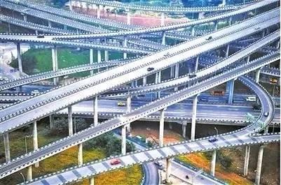 重庆 最复杂立交桥 负责人 复杂是因为有需要