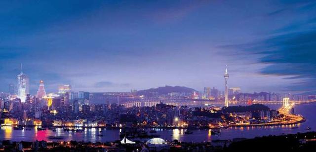 """广东省最宜居的一个城市,被誉为""""百岛之城"""""""