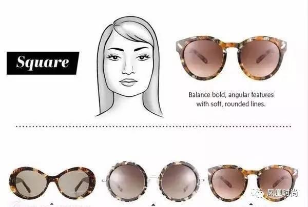 不用美图秀秀,选一款对的墨镜就是天然的瘦脸神器!