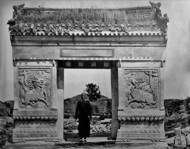 加拿大博物馆出巨资购得150吨祖大寿墓,名为误传