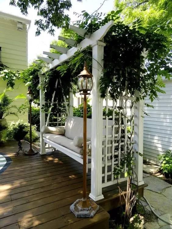 院子玩命猜成语是什么成语_一个院子,美到心都要融化了