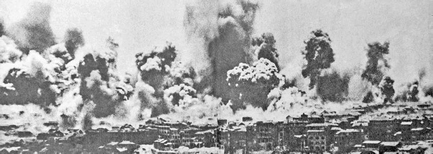 重庆大轰炸幸存者:不忘历史的耻辱
