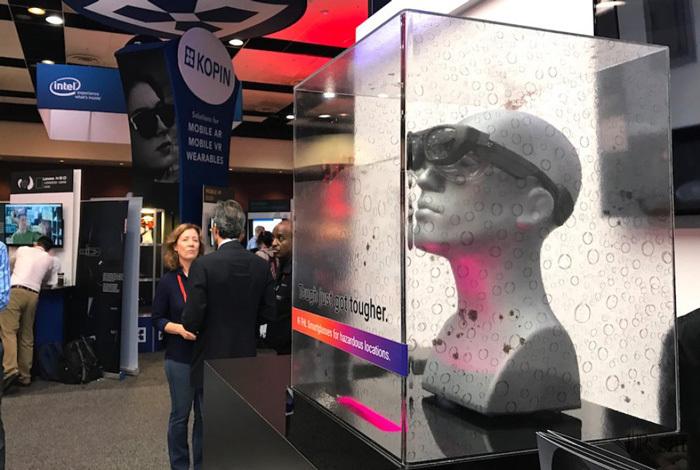 6DOF升级,ODG的AR眼镜跟踪效果媲美HoloLens