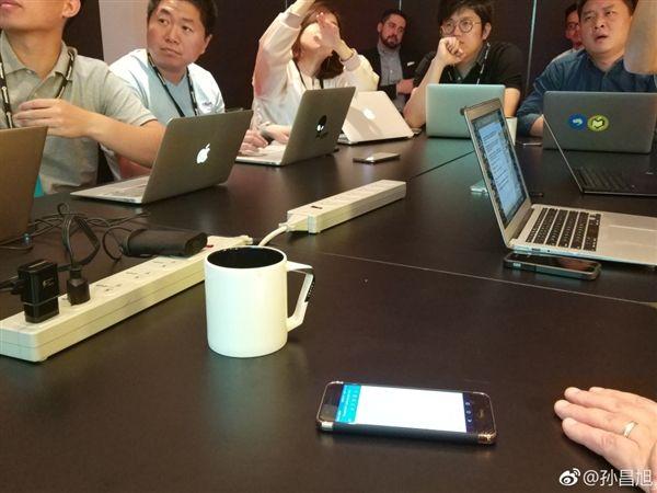 微软哭晕!首席科学家开会用华为 记者全部Mac  移动互联  第2张