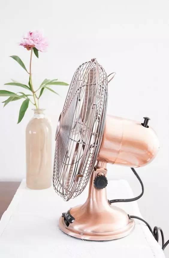 清洗电扇空调,这样做最聪明!