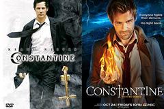 地狱神探壁纸_(左为电影《地狱神探》,右为电视剧《康斯坦丁》) 从基努·里维斯的
