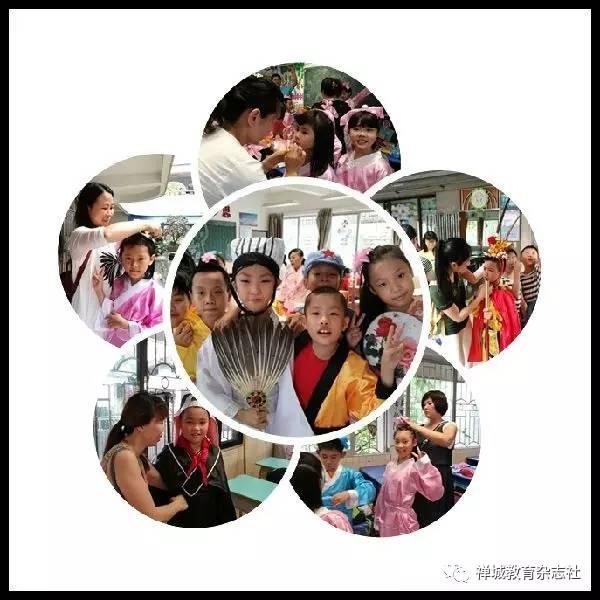 【书香校园】与经典同行•扬传统文化——鸿业小学开展让经典读物中的人物走进