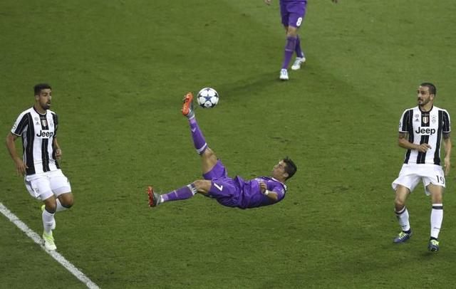欧冠决赛图包来袭:球王c罗,最后一张亮了!图片
