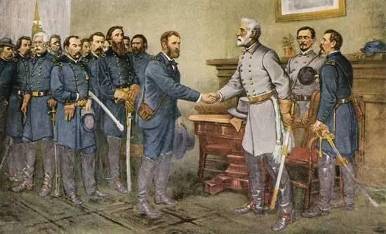 他在内战中投降,却被称为最高贵的人!