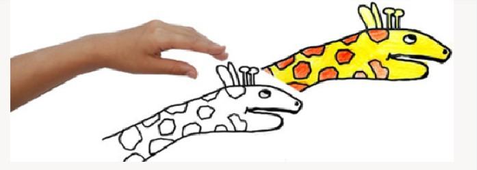 幼儿园创意手掌手工,创意无限!